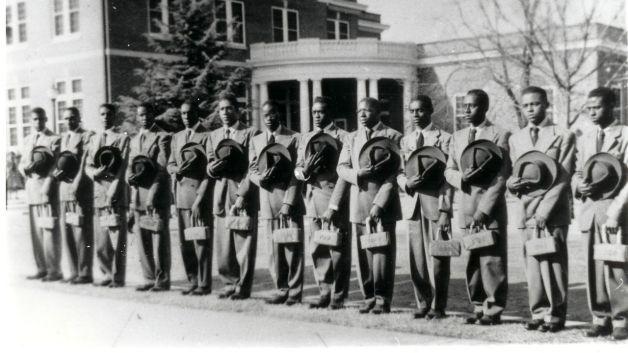 Founding members of Omega Psi Phi