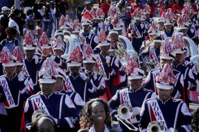 HU Band Photo Credit: CEASAR
