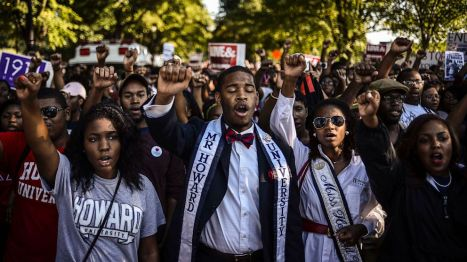 50th Anniversary of March on Washington Photo: James Lawler Duggan /REUTERS