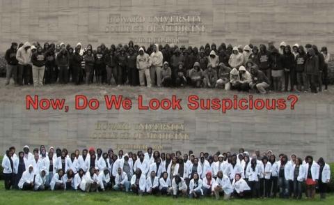 Suspicious Photo for Trayvon Martin by School of Medicine