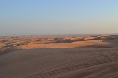 The Sharjah Desert